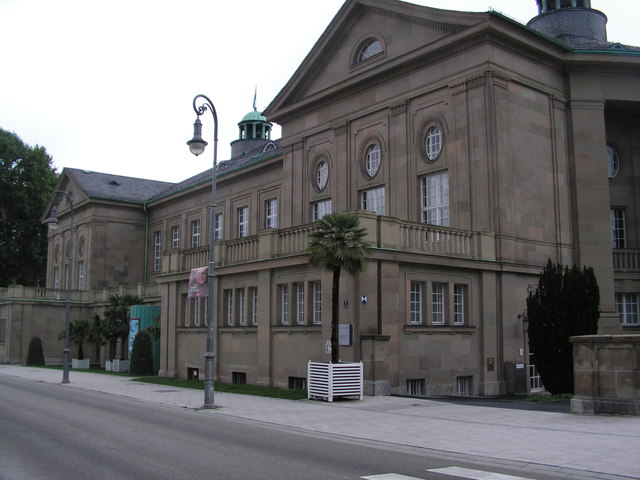 Bad Kissingen, Regentenbau