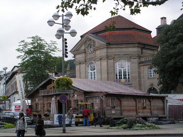 Bad Kissingen, Stadttheater