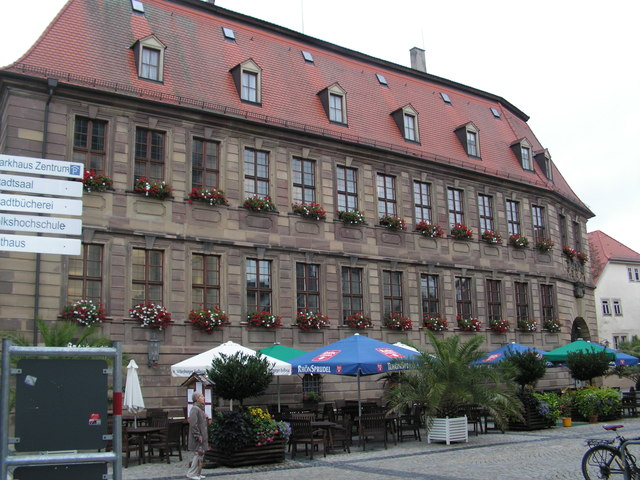 Bad Kissingen, Rathaus