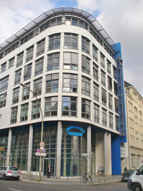 Berlin - Jannowitz-Center