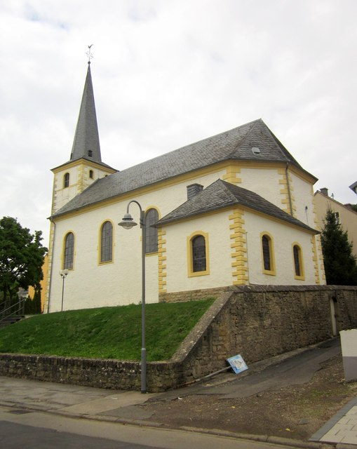 Church, Wallendorf