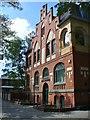 UUU7833 : Hennigsdorf - Altes Rathaus (Old Town Hall) von Colin Smith