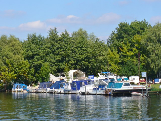 Hennigsdorf - Am Havelufer (Havel Riverbank)
