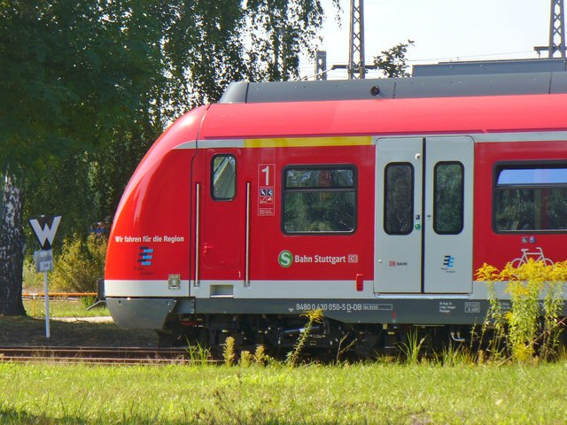 Hennigsdorf - Zugproduktion (Train Production)