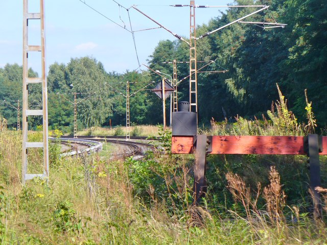 Hennigsdorf - Zug Endet Hier (The Train Stops Here)