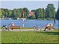 UUU7831 : Nieder Neuendorf - Seeblick (Lake Viewpoint) von Colin Smith