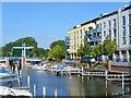 UUU7830 : Nieder Neuendorf - Wohnanlage Havelpromenade (Havel Promenade Estate) von Colin Smith