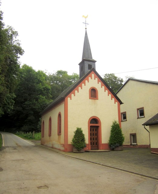 Church, Ammeldingen an der Our