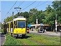 UUU9917 : Friedrichsfelde - Tram Nach Schoeneweide von Colin Smith