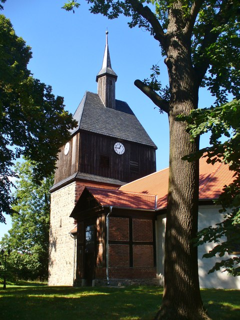 Wandlitz - Dorfkirche (Village Church)