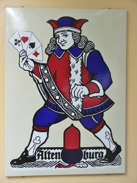 Altenburger Spielkarten (Altenburg Playing Cards)