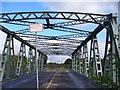 UUU9512 : Teltowkanal - Späthstraßenbrücke (Spaethstrasse Bridge) von Colin Smith