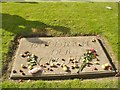 UUU6607 : Friedrich der Grosse - Grabplatte (Frederick the Great - Gravestone) von Colin Smith