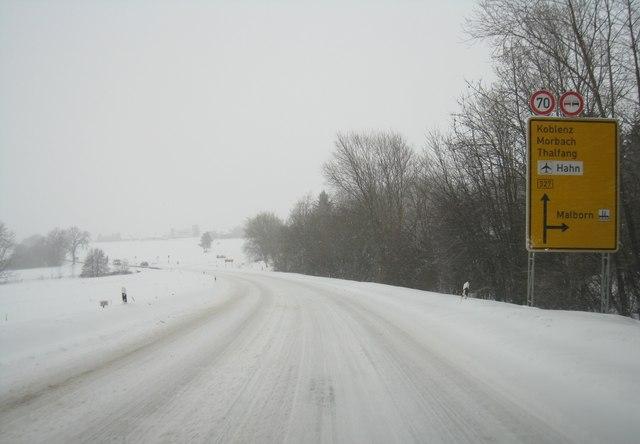Hunsrückhöhenstraße