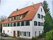 UNV5607 : Wetzgau - Mitte von Colin Smith