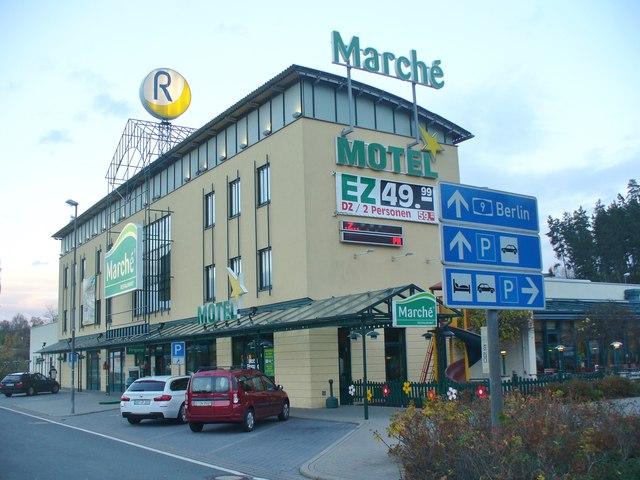 Bavaria Motel Munchen Hrs