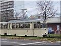 UUU9422 : Greifswalder Strasse - Historischer Tram von Colin Smith