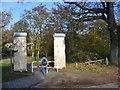 UUU8532 : Hermsdorf - Mauerdenkmal am Entenschnabel (Berlin Wall Memorial at the 'Duck's Bill') von Colin Smith