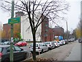 UUU8927 : Ortseingang Wilhelmsruh - Kopenhagener Strasse (Entering Wilhelmsruh - Kopenhagener Strasse) von Colin Smith