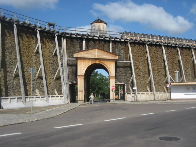 Bad Dürrenberg, Gradierwerk