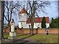 UUU7321 : Staaken - Dorfkirche (Village Church) von Colin Smith