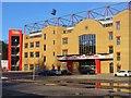 UVU0212 : Stadion an der Alten Forsterei (Old Forestry Office Stadium) von Colin Smith