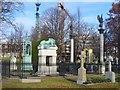 UUU8921 : Invalidenfriedhof - General von Scharnhorst von Colin Smith