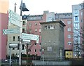 UUU8921 : Berlin - Wachturm an der Kieler Strasse (Watch Tower on Kieler Strasse) von Colin Smith