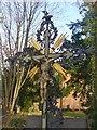 UUU9022 : Berlin - Französischer Friedhof II (French Cemetery) von Colin Smith