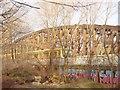 UUU9022 : Berlin - Verlassene Bogenbruecke (Derelict Arched Bridge) von Colin Smith