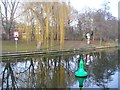 UUU9416 : Kreuzberg - Landwehrkanal von Colin Smith