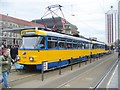 UUS1791 : Leipzig - Tram am Hauptbahnhof von Colin Smith