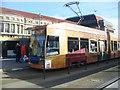 UUS1791 : Leipzig - Tram am Hauptbahnhof (Tram at Main Railway Station) von Colin Smith