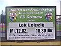 UUS4178 : FC Grimma von Colin Smith