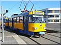 UUS1789 : Leipzig - Tram am Bayrischen Platz von Colin Smith