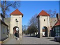 UUU9986 : Templin - Stadttor (Town Gate) von Colin Smith