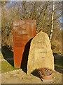 UUU7909 : Kleinmachnow - Gedenkstein (Memorials) von Colin Smith