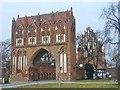 UUV8435 : Neubrandenburg - Stargarder Tor (Stargard Gate) von Colin Smith