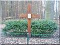 UUU7728 : Spandau - Dieter-Wohlfahrt-Denkmal (Dieter Wohlfahrt Memorial) von Colin Smith