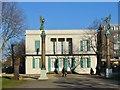 UUU8420 : Schlosspark Charlottenburg - Schinkelpavillon (Charlottenburg Palace Park - Schinkel Pavilion) von Colin Smith