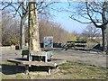 UUU9908 : Rudower Höhe - Aussichtspunkt (Viewpoint) von Colin Smith