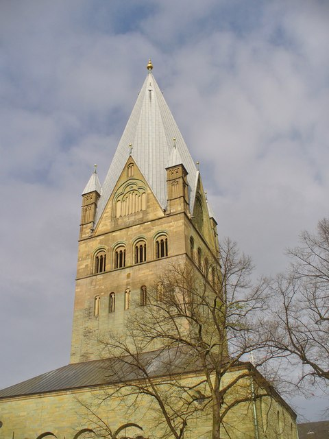Soest - St-Patrokli-Dom (St Patrocles Cathedral)