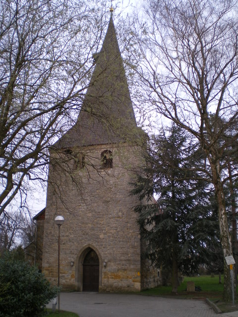 Gadenstedt - St. Andreas Kirche (St. Andreas Church)