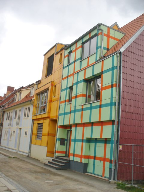 Quedlinburg - Neubau (New Housing)