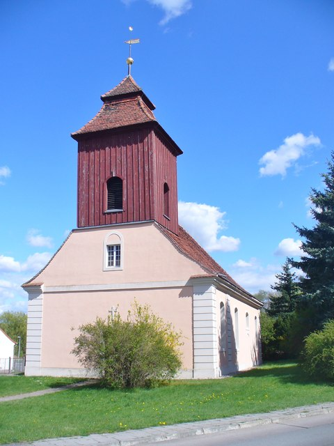 Nahmitz - Dorfkirche (Village Church)