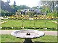 UUU6506 : Schloss Charlottenhof - Ostterrasse (Charlottenhof Palace - East Terrace) von Colin Smith
