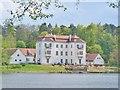 UUU8114 : Jagdschloss Grunewald (Grunewald Hunting Lodge) von Colin Smith