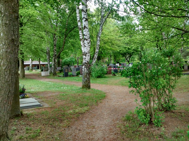 Friedhof in Wolkersdorf