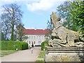 UUU5885 : Schlossgarten Rheinsberg (Rheinsberg Palace Garden) von Colin Smith