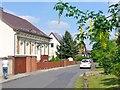UUT7499 : Nudow - Dorfstrasse von Colin Smith